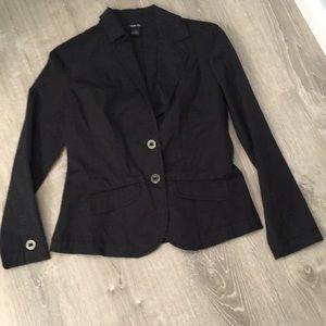 2/$15 Style & Co black blazer